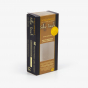 Gold Foil Latex Box