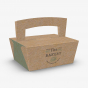 Custom Single Hook Carrier Take Out Boxes