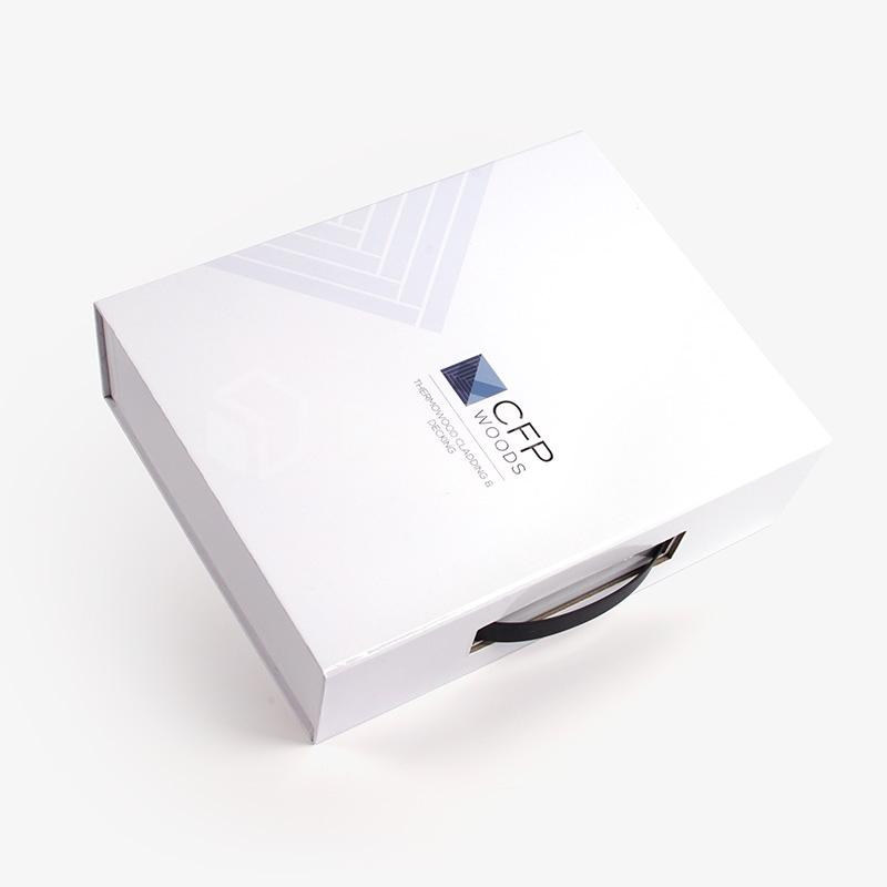Briefcase Sales Kit Packaging