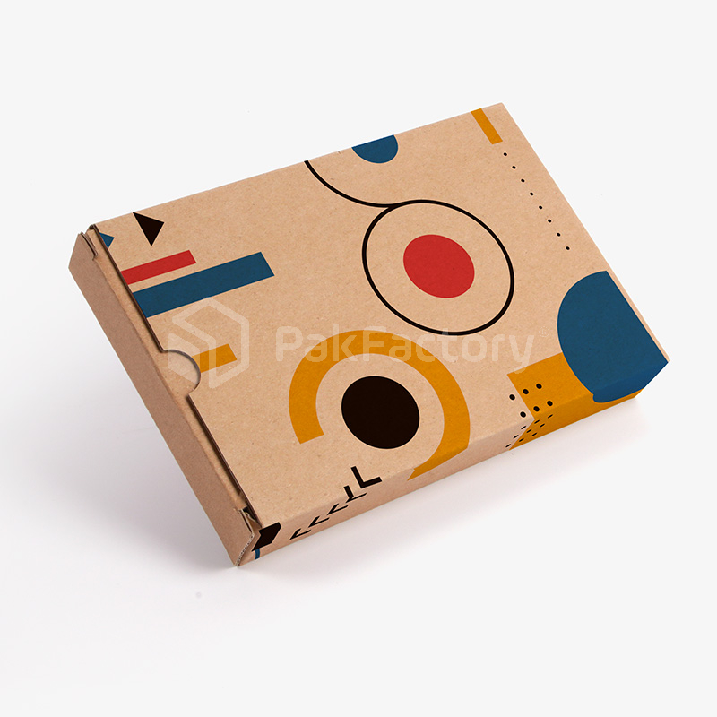 Custom End Open Mailer Box