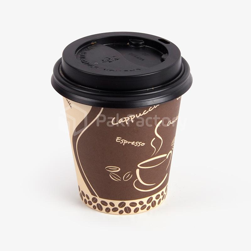 Custom Printed Single Wall Coffee Cups