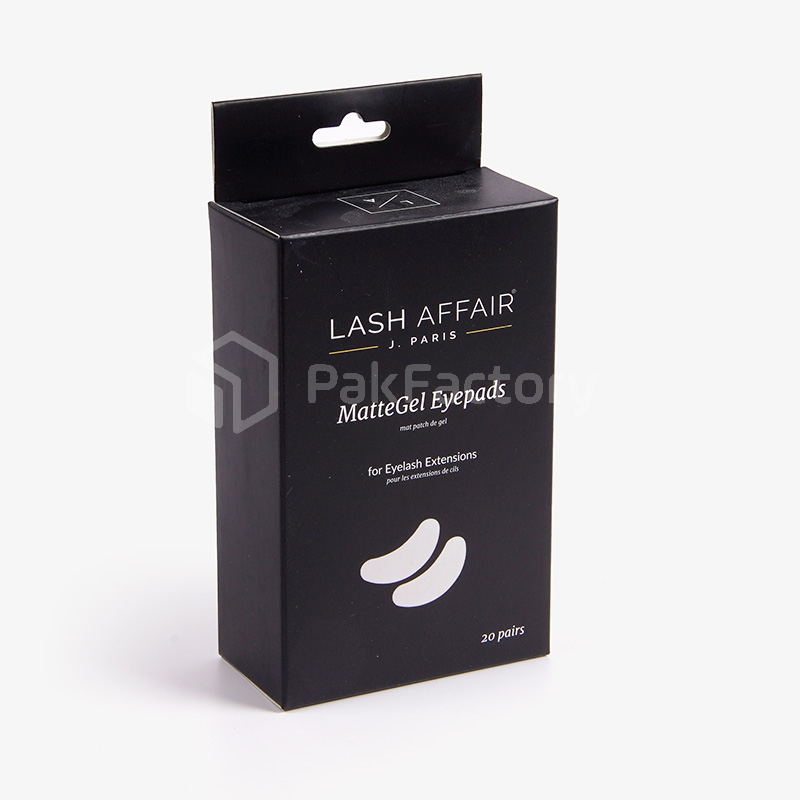 Eye Cream Pad Box
