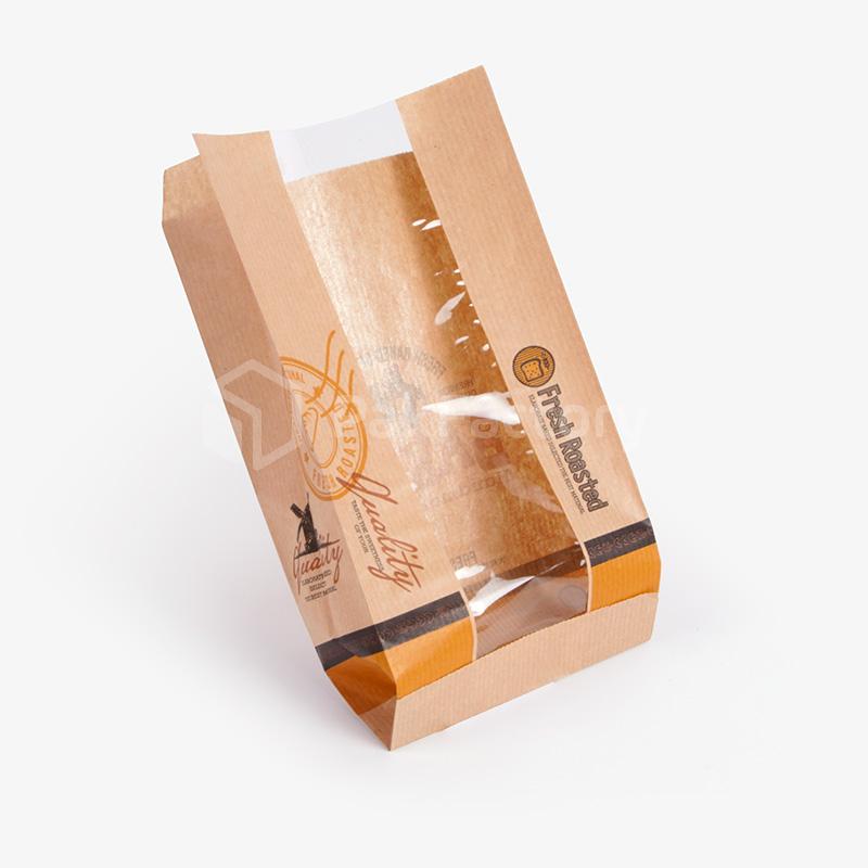 Custom Bread Bag with Window