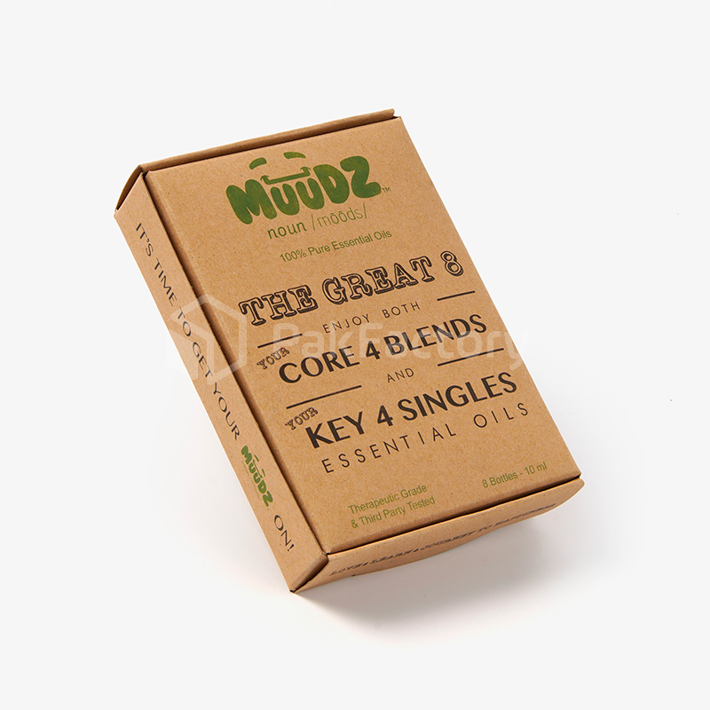 Small Treat Brown Box