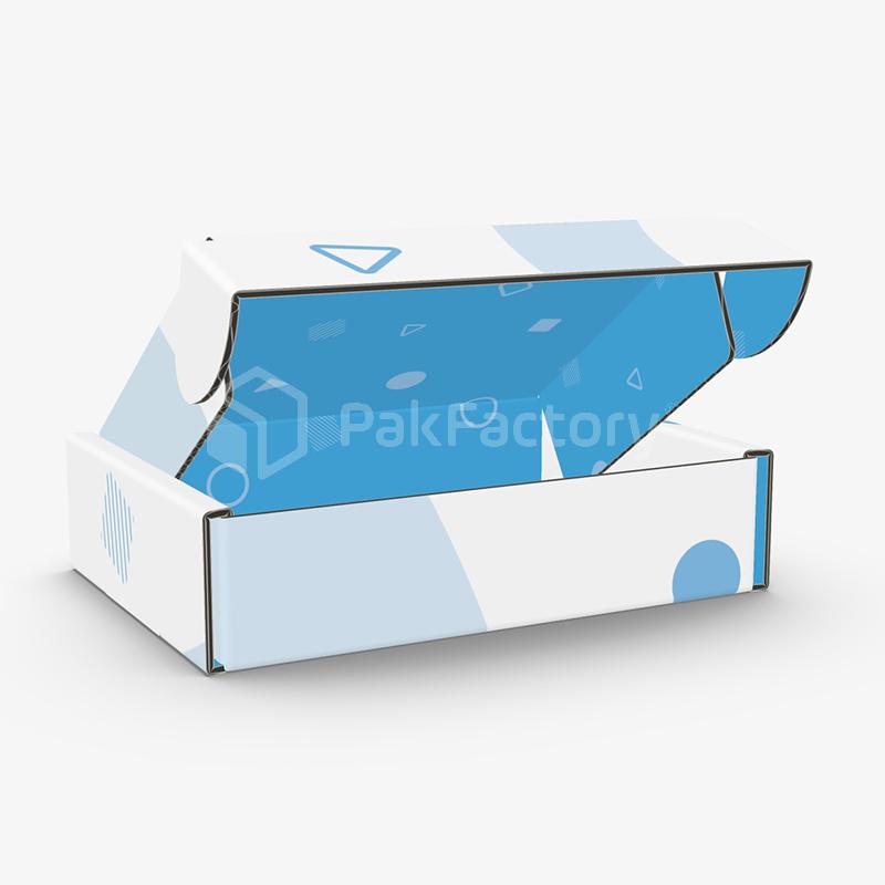 Tab Lock Roll End Corrugated Box