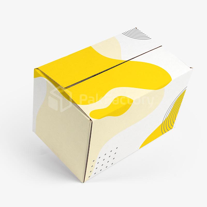 Custom Regular Slotted Shipping Box