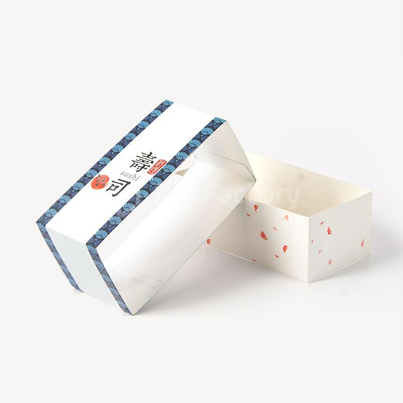 Custom Paper Food Packaging Sleeves